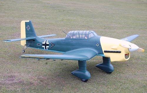 Image 2 of Giant Scale Ju87-Stuka 100 inch
