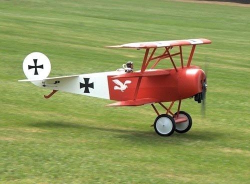 Image 1 of MONSTER SCALE Fokker DR-1