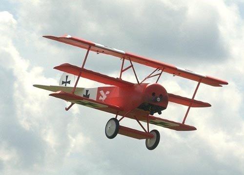 Image 3 of MONSTER SCALE Fokker DR-1