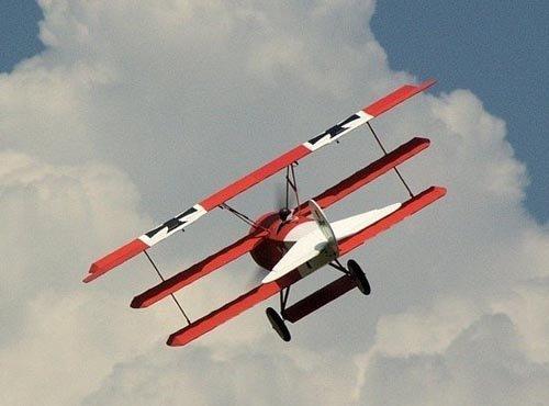 Image 4 of MONSTER SCALE Fokker DR-1