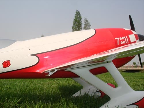 Image 1 of Giant Scale GEE BEE 87inch Red