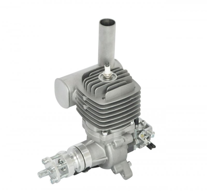 Image 2 of RCGF 56CC Gas Engine rear carb