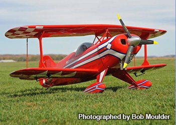 Image 0 of 33% Scale Pitts Special S1 ARF (red)