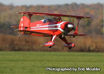 Image 1 of 33% Scale Pitts Special S1 ARF (red)