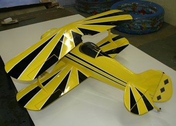 Image 0 of 33% Scale Pitts Special S1 ARF (yellow)