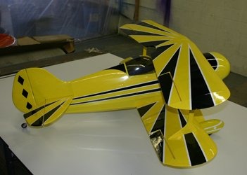 Image 1 of 33% Scale Pitts Special S1 ARF (yellow)