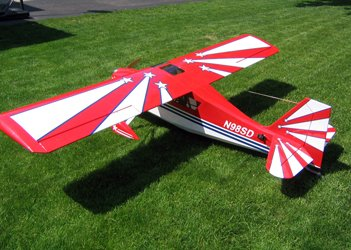Image 1 of Super Decathlon ARF