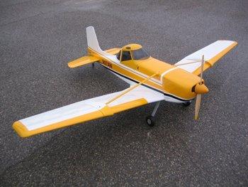 Image 0 of AG Wagon Cessna 188 ARF