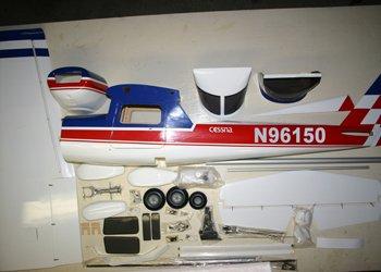 Image 3 of Cessna 150 Aerobat ARF