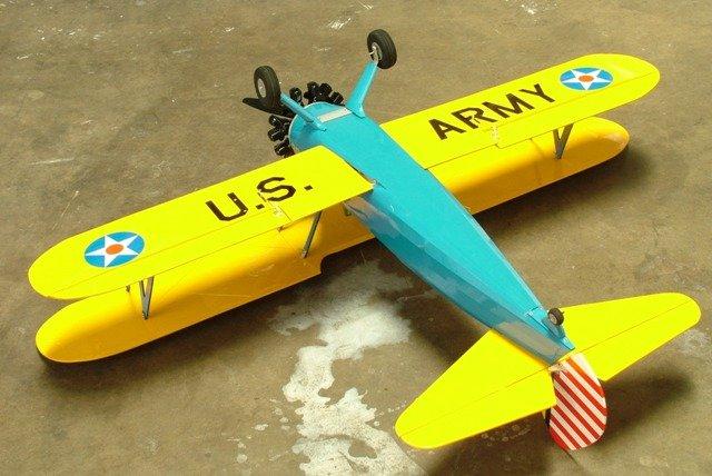 Image 2 of PT-17 Stearman EP 50