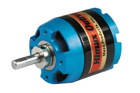 Image 0 of Himax Brushless Outrunner Motor HC3510-1540