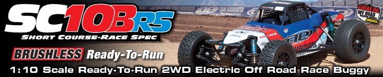 Image 2 of 1:10 Scale Ready-to-Run 2WD Electric Off Road Race Buggy