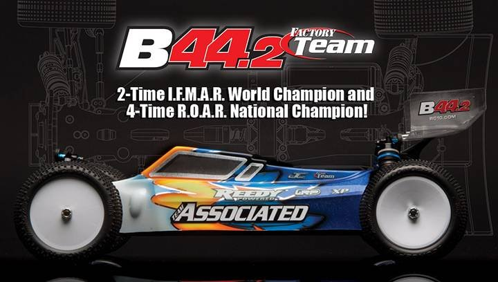 Image 0 of B44.2 FACTORY TEAM KIT