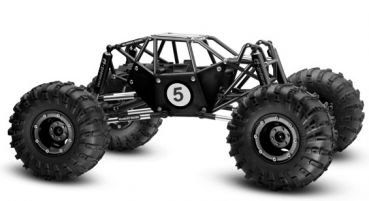 Image 0 of R1 ARTR ROCK CRAWLER BUGGY (BLACK VERSION)