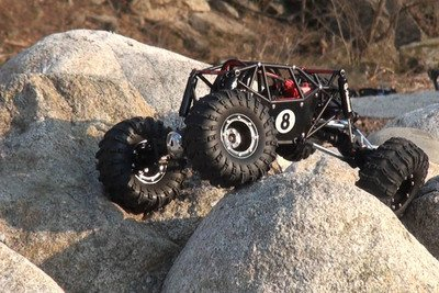 Image 1 of R1 ARTR ROCK CRAWLER BUGGY (BLACK VERSION)