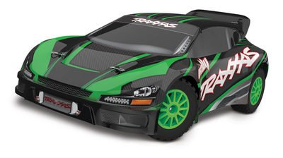 Image 0 of Traxxas 1/10 Rally 4WD Brushless RTR Rally Racer w/TQi 2.4GHz 2-Channel Radio