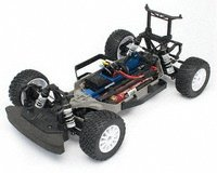Image 2 of Traxxas 1/10 Rally 4WD Brushless RTR Rally Racer w/TQi 2.4GHz 2-Channel Radio