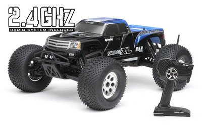 Image 0 of SAVAGE XL 5.9 2.4GHZ RTR WITH GT GIGANTE BODY