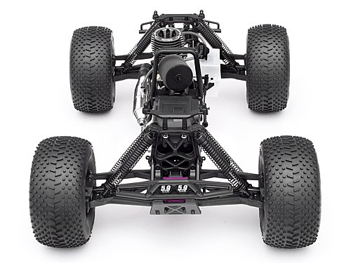 Image 1 of SAVAGE XL 5.9 2.4GHZ RTR WITH GT GIGANTE BODY