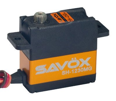 Image 0 of Savox 1230MG CORELESS DIGITAL SERVO 0.05/30