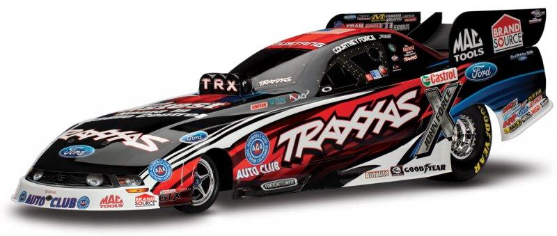 Image 0 of Traxxas NHRA FUNNY CAR 1/8 RTR W/TQi 2.4GHZ RADIO, ET-2400 BL MOTOR