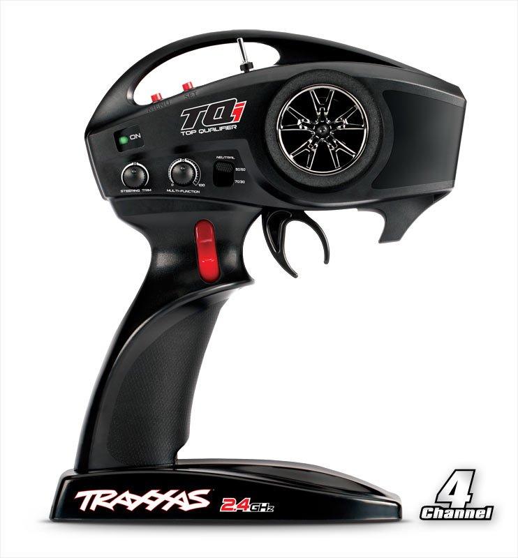 Image 5 of Traxxas NHRA FUNNY CAR 1/8 RTR W/TQi 2.4GHZ RADIO, ET-2400 BL MOTOR