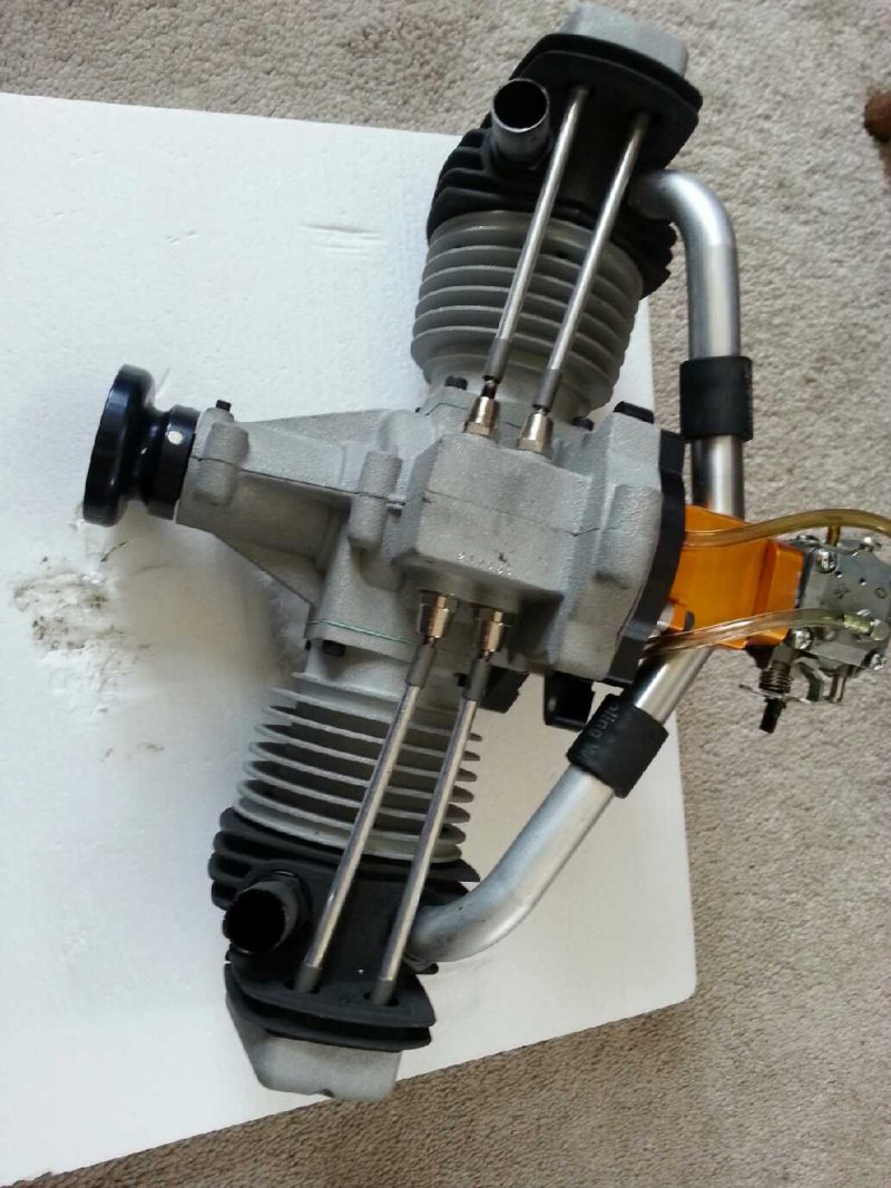 Image 1 of Valach VM 210 B2-4T Gasoline engine 4-stroke