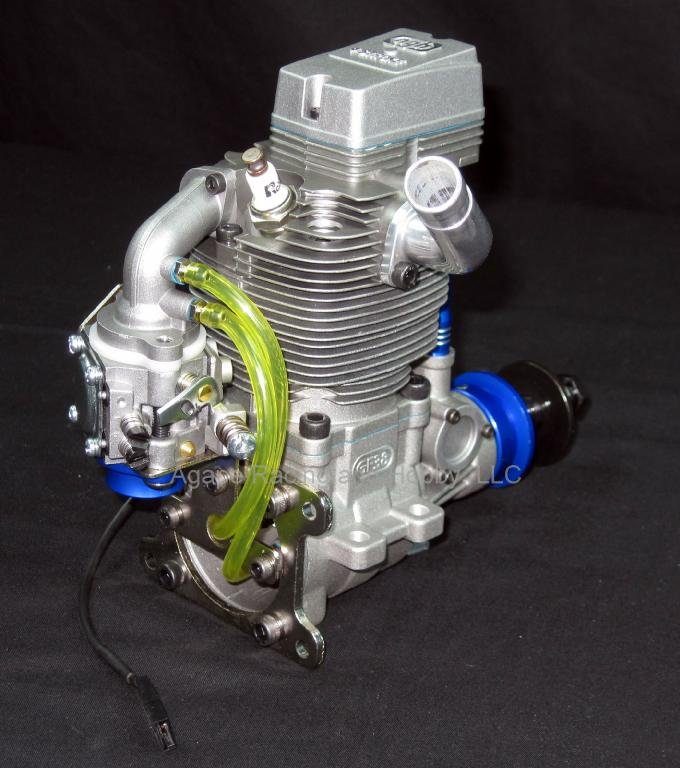 Image 1 of NGH GF38cc 4-stroke gas engine