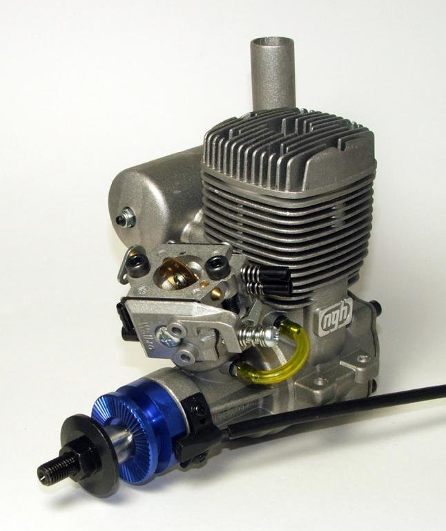 Image 0 of NGH GT25cc gas engine