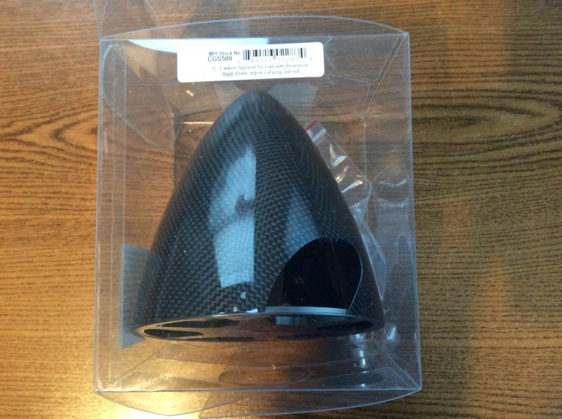 Image 0 of Falcon Carbon Fiber Spinner 5