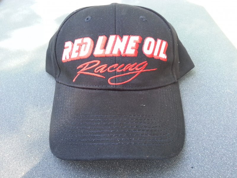 Image 0 of Red Line ball cap