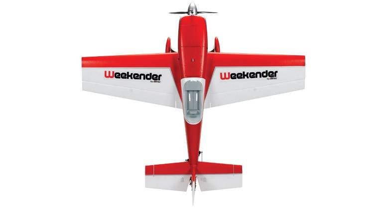 Image 1 of Weekender Extra 300S P2GO by Hitec