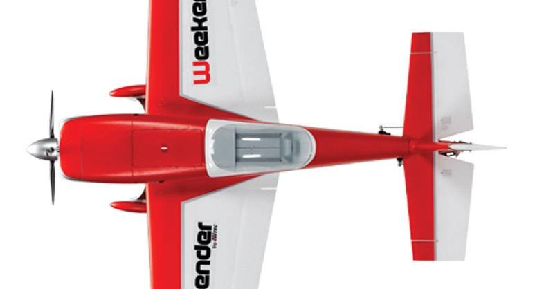 Image 2 of Weekender Extra 300S P2GO by Hitec