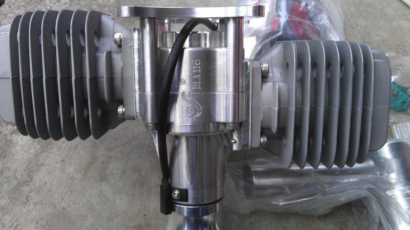 Image 1 of DLA 116 Gasoline aircraft engine