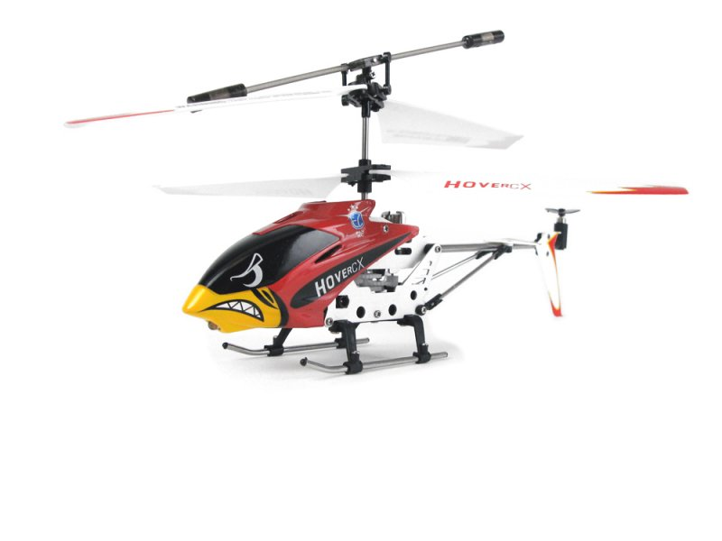 Image 0 of EASY FLY RC HOVER CX MINI 3 CHANNEL HELICOPTER RED  CANOPY