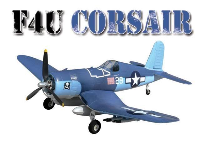 Image 0 of Weekender F4U Corsair Warbird