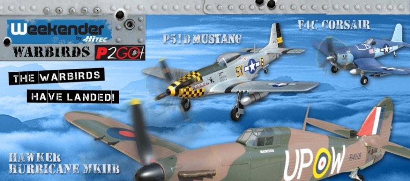 Image 2 of Weekender F4U Corsair Warbird