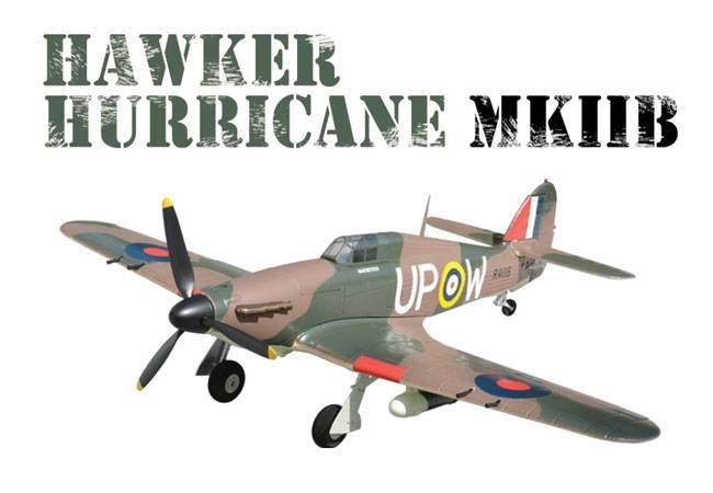 Image 0 of Weekender Hawker Hurricane MkIIb Warbird