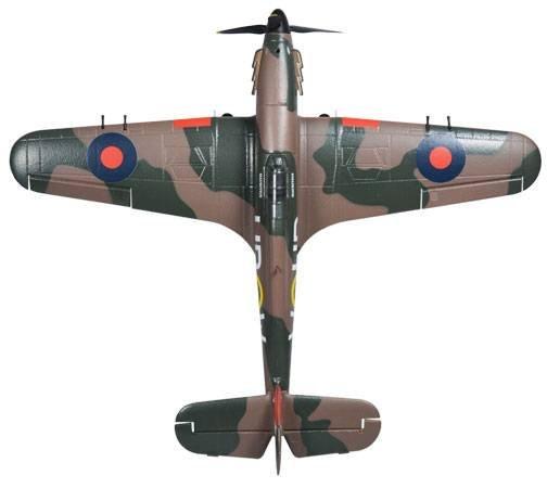 Image 1 of Weekender Hawker Hurricane MkIIb Warbird