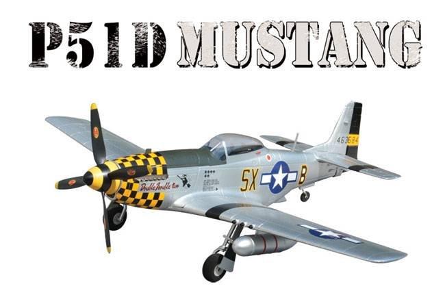 Image 0 of Weekender P-51 Mustang Warbird