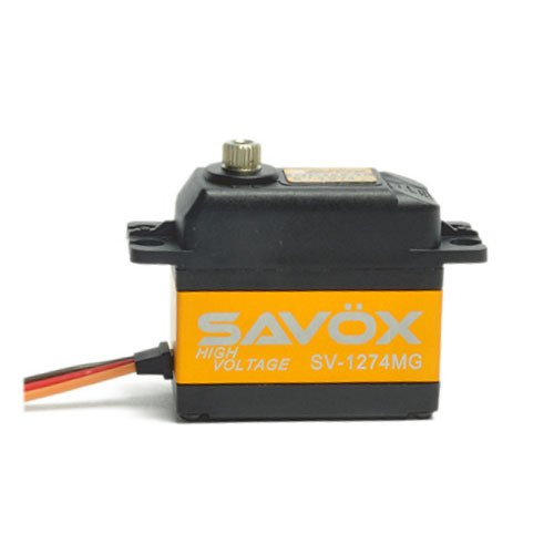 Image 1 of Savox HV .048/97.2 STD SIZE 7.4V