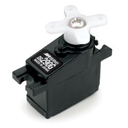 Image 0 of JR DS290G Digital Ultra-Speed Sub-Micro Gyro Servo