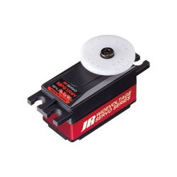 Image 0 of JR MP91R Wide-Voltage Brushless Retract Servo