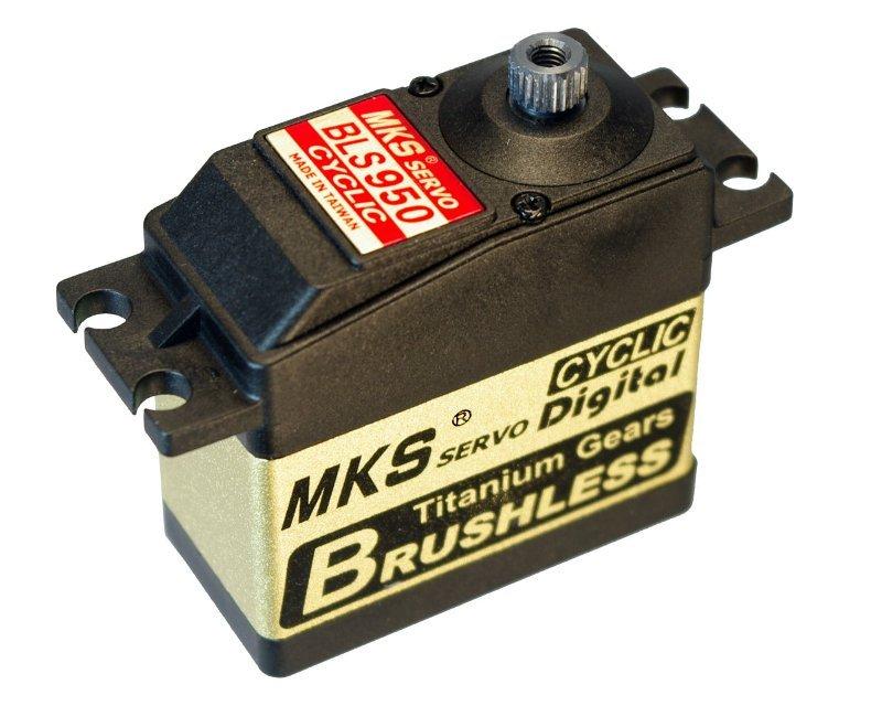 Image 0 of MKS BLS950 (0.12 sec/60 - 11.5 kg.cm (159.7 oz/in) @6V)