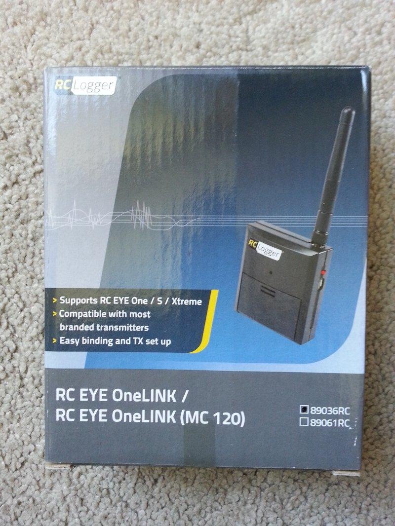 Image 0 of RC EYE OneLINK module 2.4ghz
