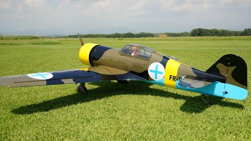 Image 2 of Giant Scale Fokker DXXI 87 inch w.s.