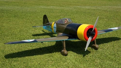 Image 3 of Giant Scale Fokker DXXI 87 inch w.s.