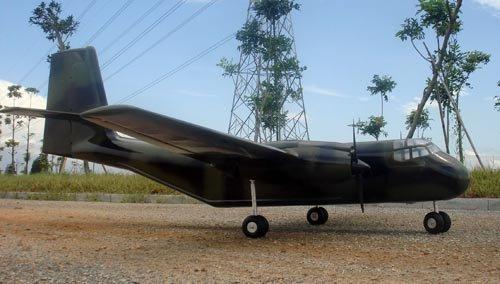Image 4 of DE Havilland DHC-4 Caribon 98 inch w.s.