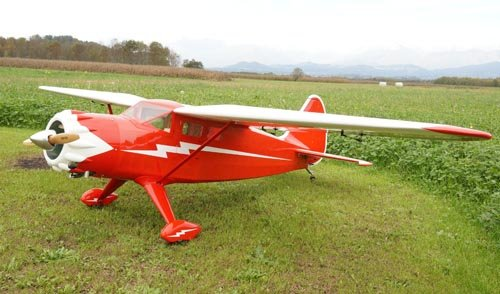 Image 0 of Stinson Reliant 115 inch w.s.