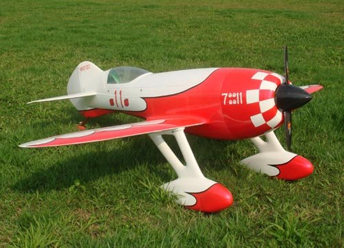 Image 2 of Giant Scale GEE BEE 87inch Blue